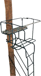 The Guardian Ladder Stand