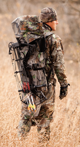 Deluxe Ground Blind Tote Bag