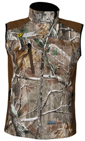 Windblocker Vest Mossy Oak Infinity Medium