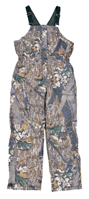 Drystalker Bib Overall Realtree All Purpose Medium