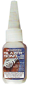 Blazer Bond 1/2oz Bottle