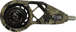 "Cloud Lite 3"" 3.3oz Lost Camo Stabilizer"