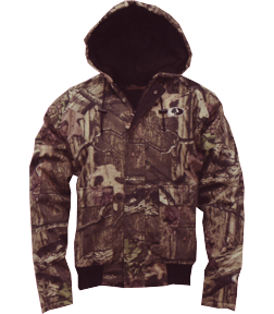 Mossy Oak Insulated Hooded Jacket Breakup Infinity Xlarge
