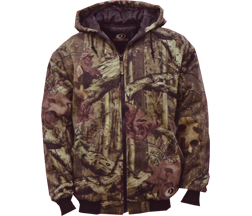 Mossy Oak Insulated Fleece Hooded Jacket Bu Infinity 2x