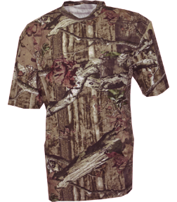 Mossy Oak Short Sleeve Tshirt Breakup Infinity 3xlarge