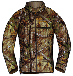 Vigilante Jacket Realtree Xtra Camo Medium