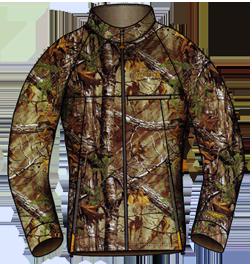 Vigilante Jacket Realtree Xtra Camo Large