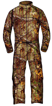 Savanna Deluxe Coverall Realtree Xtra Medium