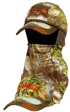 Lightweight Convertible Headcover Realtree Xtra
