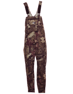 Mossy Oak Non-insulated Bib Breakup Infinity Medium