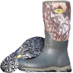 Treeline 8.5 Mossy Oak Breakup Boot Size 8