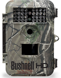 Bushnell 8mp Trophy Cam Hd Camo Night Vision Hybrid Camera