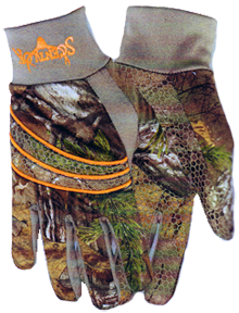 Vigilante Shooters Glove Realtree Xtra Large