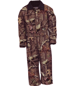 Mossy Oak Youth Coverall Kidz Grow System Bu Infinity Small