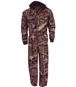Mossy Oak Insulated Coverall Short Breakup Infinity Xlarge