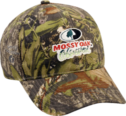Mossy Oak Obsession Embroidered Hat