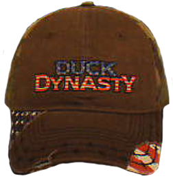 Duck Dynasty Frayed Stars & Stripes Hat