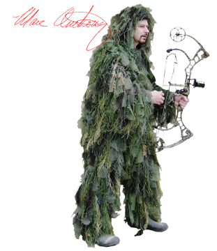Ghillie Suit Right Hand Drawing Jacket Fall Camo Medium/large