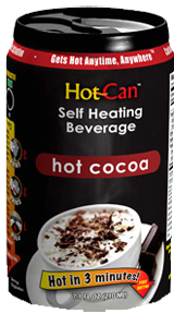 Hot Can Hot Chocolate