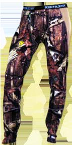 Nts Pants Trinity Tech M.o. Infinity Xlarge