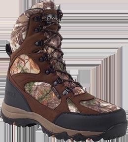 """Max Protect 9"""" 1000gr Boot Primoloft Moi Size 10"""