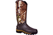 Core Rubber Boot Green/realtree Xtra Camo Size 8