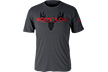 Scent Lok Proven Deadly S/s Tshirt Charcoal Xlarge