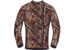 Thermal Baselayer Midweight Top Realtree Xtra Camo Large