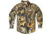 Ladies Quest Long Sleece Shirt Mossy Oak Infinity 2x