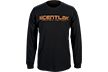 Scent Lok Black Logo L/s Tshirt Black Medium