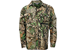 10x Ultra-lite Long Sleeve Shirt Realtree Xtra Green L