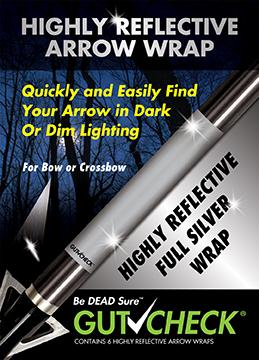 HD Tiger Print Arrow Wraps Archery Arrow Wraps 13pk