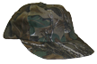 Waxed Canvas Advantage Camo Cap