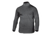 Qb 1 Mock Turtleneck Black Xlarge