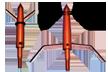 Vortex Mini-max Extra Blds 75gr & 100gr