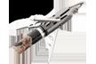 Rage 3 Blade Extra Blades & Tip