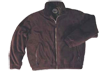Thermolite Fleece Jacket Brown Xxlarge