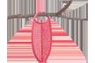 Wildlife Redfox Urine Trophy Leaf