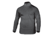 Qb 1 Mock Turtleneck Black Large