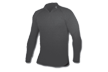 Qb Z Mock Turtleneck Black Large