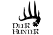 Deer Hunter Decal 6x6
