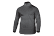Qb 1 Mock Turtleneck Black Medium