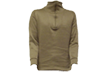 Thermal T Neck Long Sleeve Shirt Desert Sand Small