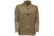 Thermal T Neck Long Sleeve Shirt Desert Sand Large