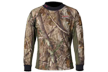 Baselayer Long Sleeve Top Realtree All Purpose Medium
