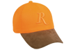 "Remington ""r"" Logo Blaze Orange Cap"