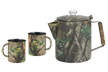 Realtree Coffee Pot & Mug Set