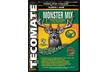 Tecomate 4.5# Monster Mix