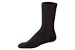 Polywool Socks Black/grey Large