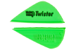 "Nap 2"" Twister Vanes Green"